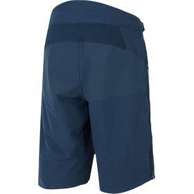 Ziener Efron X-Function Knee Long Shorts Men dark navy